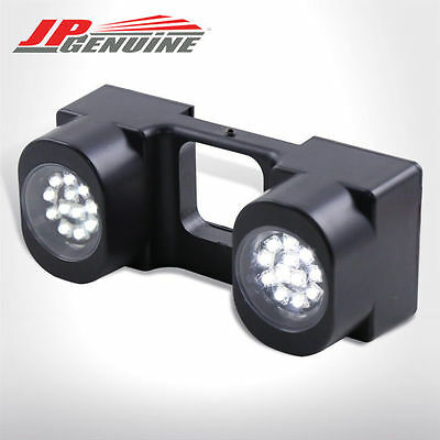 """24 Led 2"""" Trailer Tail Tow Reverse / Backup Hitch Receiver Lights - Universal"""