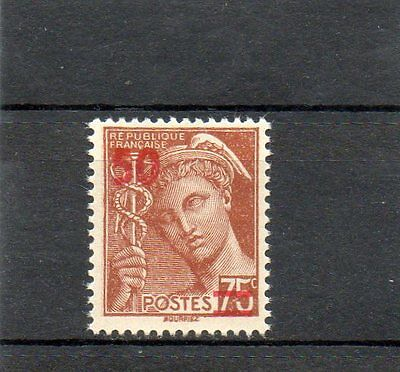 Stamp / Timbre De France Neuf 1940 N° 477 ** Type Mercure