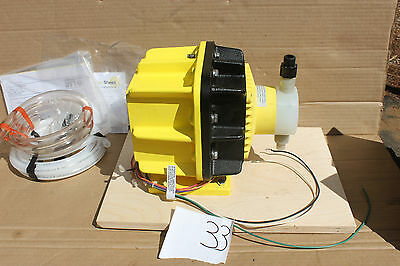 LMI MILTON-ROY METERING PUMP Model E-752