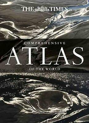 Times Comprehensive Atlas of the World: 14th Edition by Times Atlases (English)