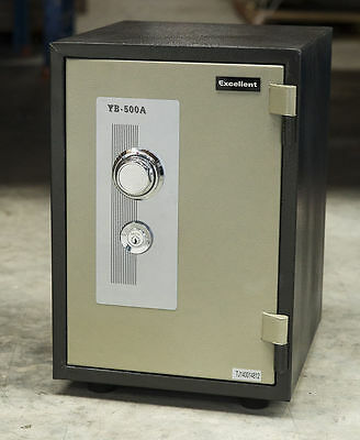 Safe Fireproof Combination Lock w/ Inner Tray YB500A Security Sentry Home Office