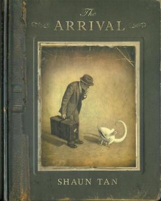 The Arrival by Shaun Tan Paperback Book