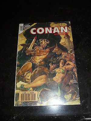 Conan Le Barbare - 1992 Semic n° 29