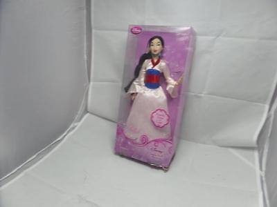 DISNEY PRICESS CLASSIC DOLL COLLECTION MULAN