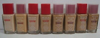 Revlon Age Defying With Botafirm and SPF 20 37ml (choose your color)