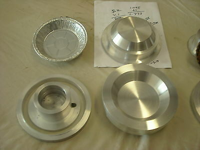 """Pie forming tool for 9"""" pie shells,used on Kaiser DIAL-O-MATIC"""