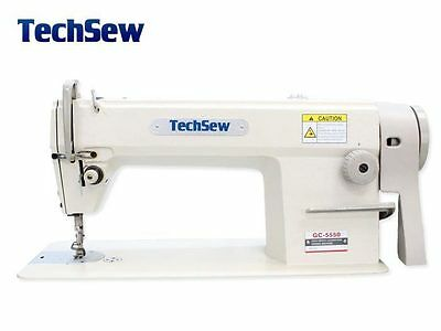 Techsew 5550 Highspeed Lockstitch Industrial Sewing Machine