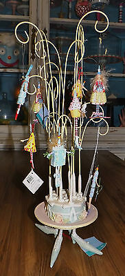 NWT LOT PATIENCE BREWSTER KRINKLES DEPT 56 BIRTHDAY TREE 9 ORNAMENTS WOW
