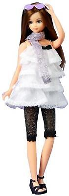 Takara Tomy Licca Doll Jenny Airy cut Sion from Japan Free Shipping
