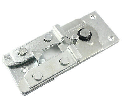 Sofa Sectional Furniture Metal Connector Flat Fixed Mount - Snap Style
