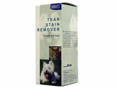Tear Stain Remover 50ml For Cats & Dogs