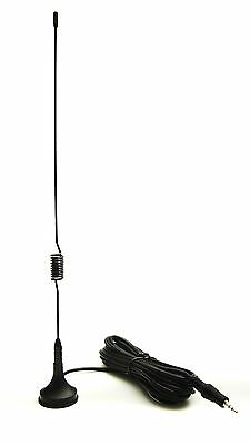 DAB Aerial for the Original Pure Highway Car Radio  - 28cm High Gain - 4m cable