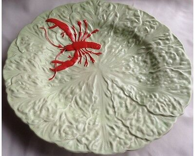 "Carlton Ware 9 & 1/4"" Lobster Plate"