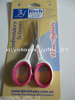 "Scissors Embroidery Right Handed 106.6Mm*4""craft 018931"