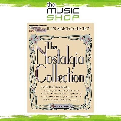 New EZ Play #138 The Nostalgia Collection Piano Music Book - Easy Play E-Z