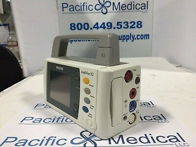 Philips Intellivue X2 Patient Transport Monitor MMS A04C06 M3002A M3001A Module