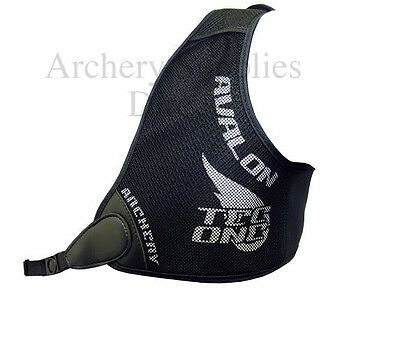 Avalon Archery Tec-One Chest guard With Velcro adjustment at the shoulder point