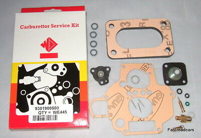 Weber 32 & 32/34 Dft Carb/ Carburettor Service Kit Original