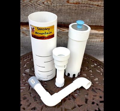 """A Uneek siphon break that CAN eliminate /""""tuning/"""" an IBC Aquaponic bell siphon!"""