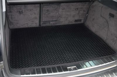 Audi Q7 (With 7 Seats Up) (2006 Onwards) Tailored Rubber Car Boot Mat (3101)