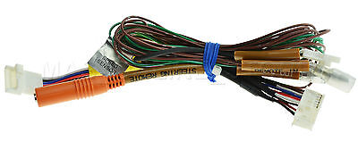 Alpine Ine-Z928Hd Inez928Hd Remote In/out Cam Rca Harness *pay Today Ships Today