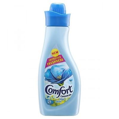 COMFORT CONCENTRATE BLUE 8x 750ml bottles