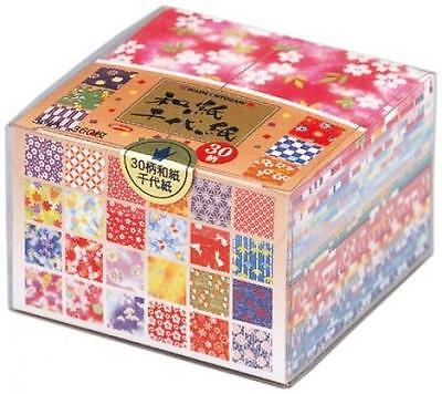 hm0302 Washi Origami Chiyogami Japanese paper 360sheets (30 pattern)from Japan