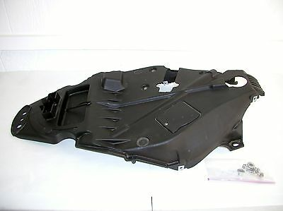 Aprilia Scarabeo under seat cover cowl tray 2003 150cc No cracks Super!