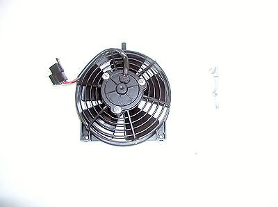 Aprilia Scarabeo radiator fan 2003 150cc Beautiful shape No scuffs or scratches
