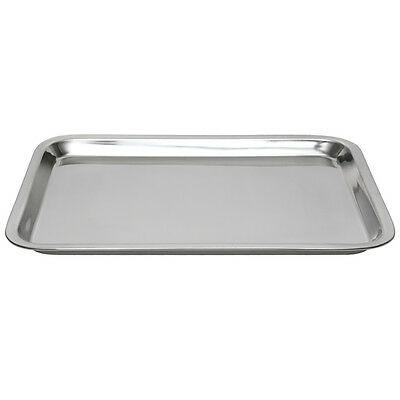 """Special Deal ~ Stainless Steel Heavy Baking Sheet - 12-1/4"""" x 16-3/4"""""""