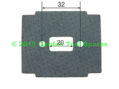 Exhaust Muffler Gasket To Fit Various 26Cc Strimmer  Hedge Trimmer Brush Cutter
