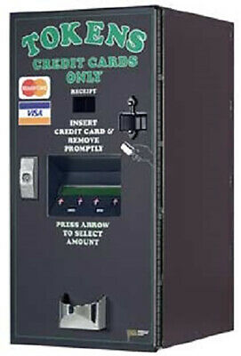 American Changer - AC2006 Credit Card Token Dispenser - Front Load