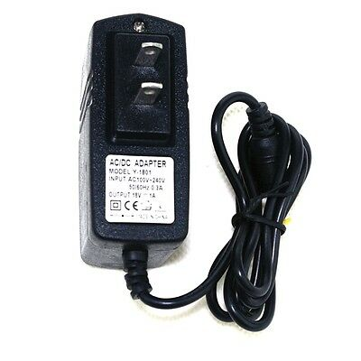 New AC Adapter For Solar Booster Pac ESA22 ES2500 SOLESA-22 Jump Starter Charger