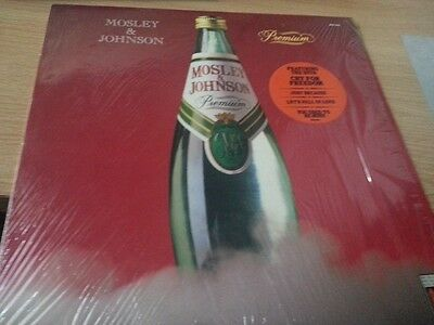 "Mosley & Johnson - Premium    (12"" Vinyl Lp)"