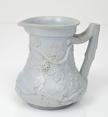 A Minton Antique Society of Arts Prize Wine Jug 1846 - Vines & Grapes