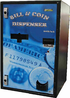 American Changer - AC7802 Mulit-Bill & Coin Changer - Front Load