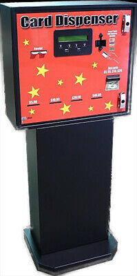 American Changer - AC604 Card Dispensing Machine