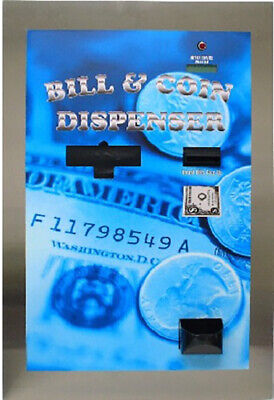 American Changer - AC7805 Multi-Bill & Coin Changer - Rear Load