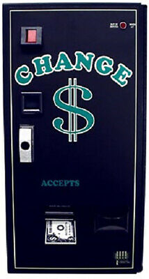 American Changer - AC2009 Large Capacity Bill Changer - Front Load