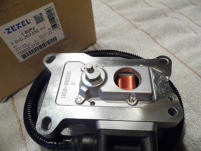 Zexel Bosch Control Element Actuator 159605-6022