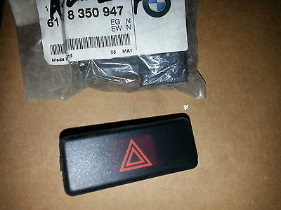 NEW Hazard Flasher Switch Genuine 61318350947