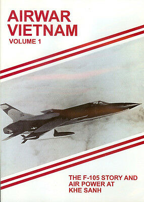 Airwar Vietnam Vol 1 F-105 Story Air Power Khe Sanh DVD