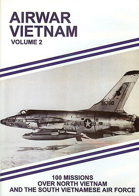 Airwar Vietnam Vol 2 100 Missions and S. Viet. AF DVD