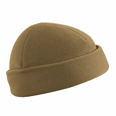 Helikon Tex Watch Cap Fleecemütze Beanie Outdoor Coyote Braun CZ-DOK-FL-11