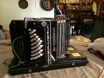 Bandoneon - (Jupiter) from Moscow - 142 tones - 2014