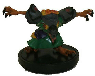 Wow Warcraft Miniatures Spoils Mini : Shienor Sorceror