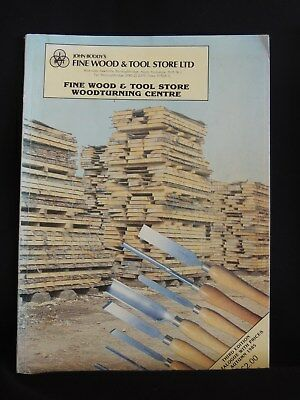 John Boddy'S Fine Wood & Tool Store & Woodturning Centre  1985 Catalogue