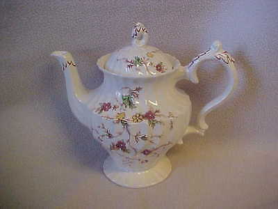 """MYOTT Coffee Server Pot with lid~HERITAGE~Made in England 8"""" high"""