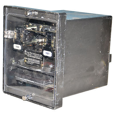 General Electric 12Ifc66Kd1A Long Time Overcurrent Relay  --Sa