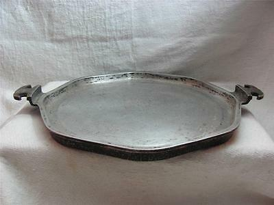 Guardian Ware Large Octagon Shape Flat  Pan Used with Three Triangle Pans
